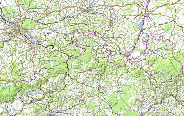 Kartendaten: © OpenStreetMap-Mitwirkende, SRTM | Die Homezone :: Kartendarstellung: © OpenTopoMap (CC-BY-SA)