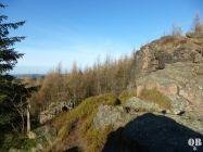 Puklá skála | Sprengberg
