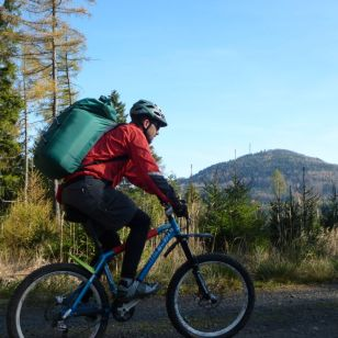 Die erste Light-Bikepacking-MTB-Tour!
