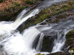 Prießnitz-Wasserfall