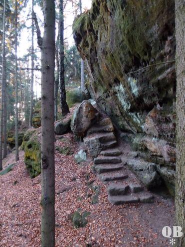 Zugang zum Preußenlager