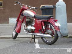 JAWA 350 - die Ikone des tschechischen Motorradbaus