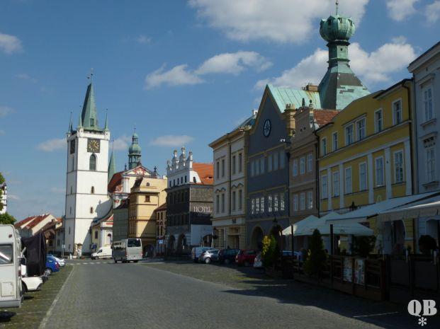Zwischenstopp in Litoměřice | Leitmeritz