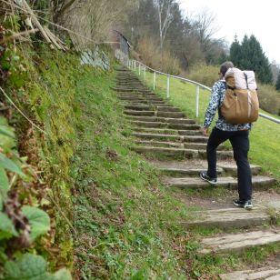 Richtung Festung Königstein