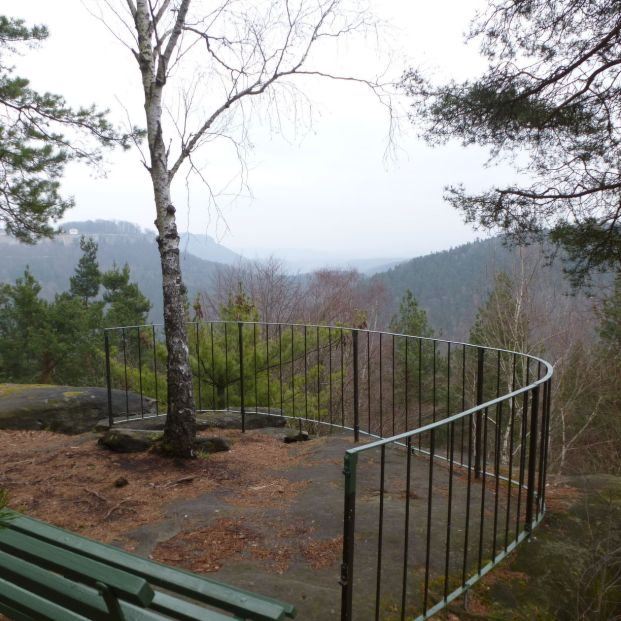 Spanghorn-Aussicht