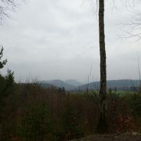Panoramablick bei Nikolsdorf