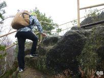 Spitzstein - Gipfelstufen