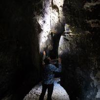 in der Hampelhöhle